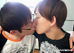 www.JapanBoyz.com :: Flat Tire Boys 2 - Yuya the Cumsucker