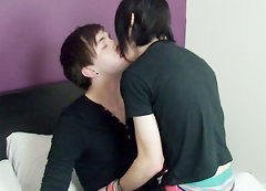 Indie Guy Fucks Cute Emo Boy With His Big Dick